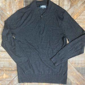 Bonobos merino wool/silk sweater. Size Medium.